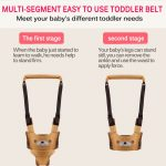 Baby Harness for Walking Baby Walking Aid (6)