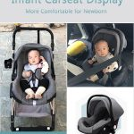 Baby Pram 3 in 1 Travel System Pushchair with Car Seat (7)