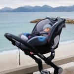 Best 3 in 1 Travel System Pram Hot Mom Pushchair with Car Seat (6)
