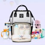 Multi-Function Baby Changing Backpack Large Nappy Bag (11)