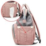 Multi-Function Baby Changing Backpack Large Nappy Bag (4)