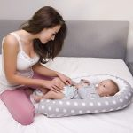 Portable Babty Nest Bed for Newborn and Baby (3)