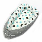 Portable Babty Nest Bed for Newborn and Baby (5)