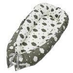 Portable Babty Nest Bed for Newborn and Baby (6)
