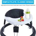Adjustable Baby Walker for Baby Boy and Girl Sit in Baby Walker with Wheels (5)