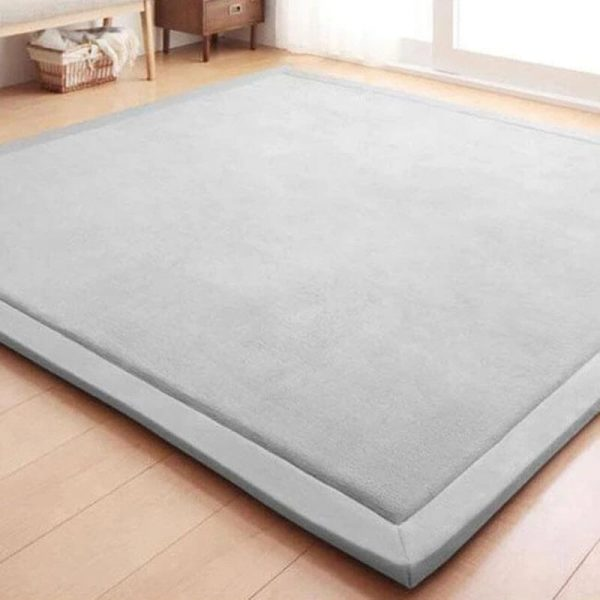baby play gym gray