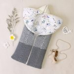 Newborn Baby Sleeping Bag Swaddle Blankets for 0-12 Months (1)