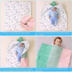 Newborn Baby Sleeping Bag Swaddle Blankets for 0-12 Months (7)