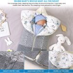 Newborn Baby Sleeping Bag Swaddle Blankets for 0-12 Months (8)