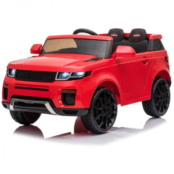 red kids electric cars