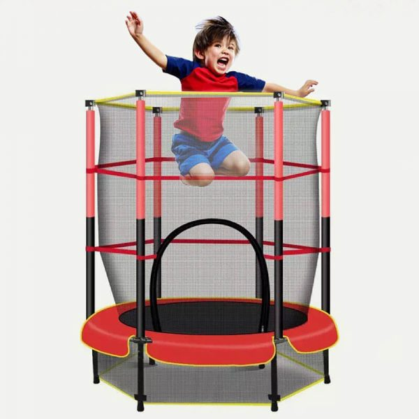 4.5 Ft Trampoline with Enclosure