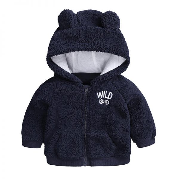 Baby Winter Coats with Ear Hat