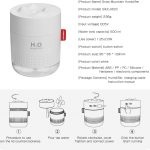 Cool Mist Humidifier Air Humidifier for Babies and Bedroom (1)