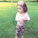 Cute Newborn Baby Girl Clothes Outfits Baby Pink Baby Girl Bodysuits