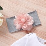 Cute Newborn Baby Girl Clothes Outfits Baby Pink Baby Girl Bodysuits (2)