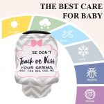 Multi-function Baby Car Seat Covers Breastfeeding Cover Nursing Scarf (3)