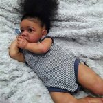 """22"""" Reborn Doll with Full Body Silicone"""
