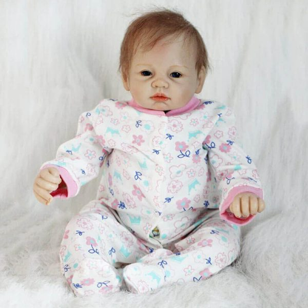 Adorable Realistic Baby Doll