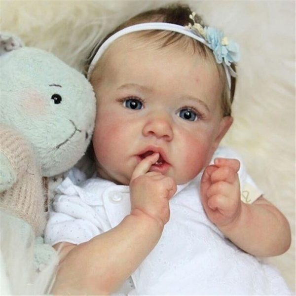 Girl Real Lifelike Baby Dolls